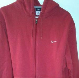 Mike zip up hoodie